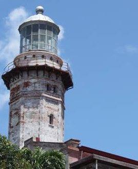 Visit the lighthouse in Pagudpud Ilocos