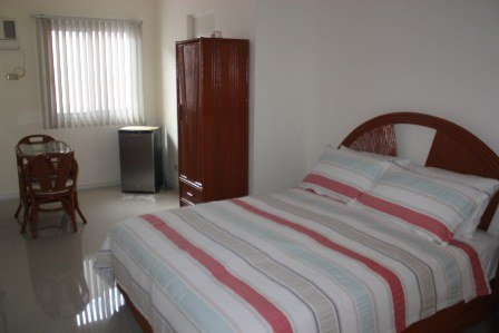 One of our great rooms at Tartaruga's Hotel in Pagudpud Ilocos